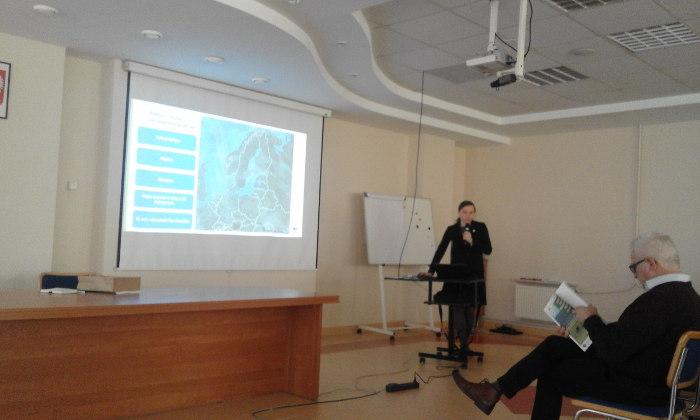 Anna Sosnowska - specjalistka WWF ds. ochrony ekosystemów morskich