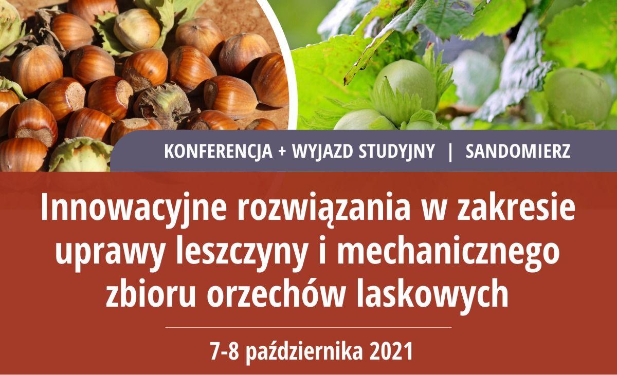 konferencja i wyjazd studyjny - plakat