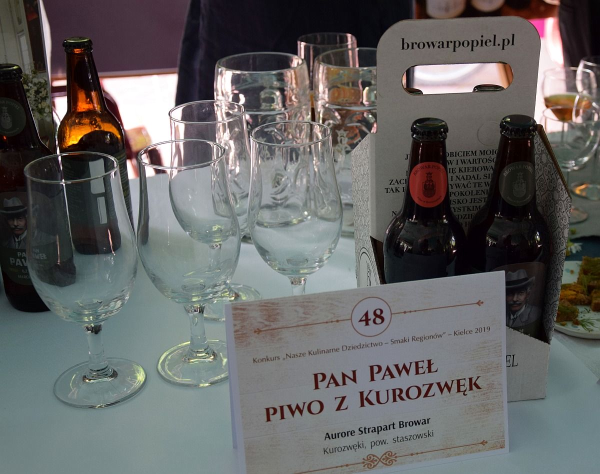 Pan Paweł - piwo