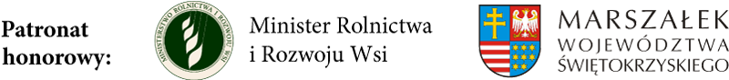Patronat honorowy - Logotypy