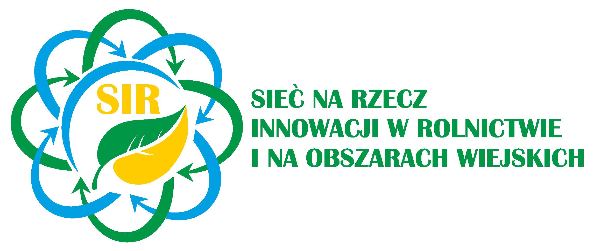 Logotyp SIR